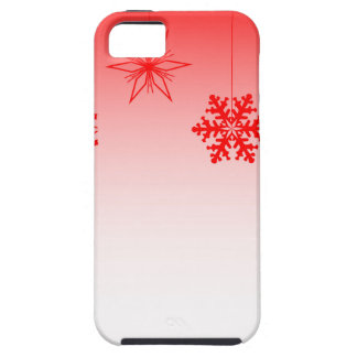 Red Christmas Decorations iPhone 5 Case