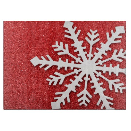 Red Christmas Sparkles Boards