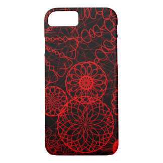 red circles iPhone 8/7 case