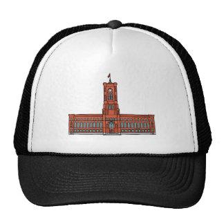 Red City Hall Berlin Trucker Hat