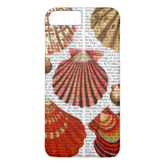 Red Clam Shells iPhone 7 Plus Case