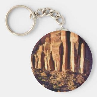 red cliff begining keychain