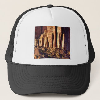 red cliff begining trucker hat