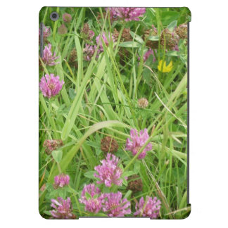 Red Clover Flowers And Buttercup Cover For iPad Air