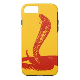 Red Cobra iPhone 7 case