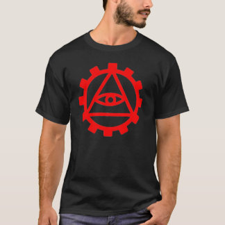 Red Cog T-Shirt