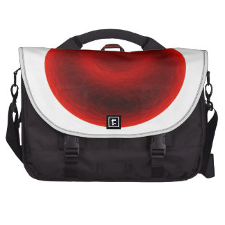 Red Commuter Bag