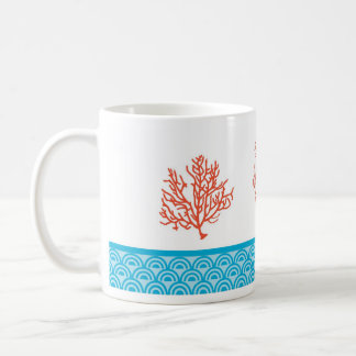 Red Coral Mug
