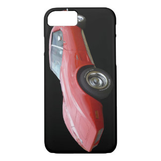 Red Corvette - iPhone 7 Case