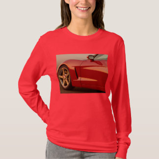 Red Corvettes T-Shirt
