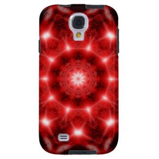 Red Cosmos Mandala
