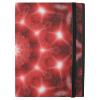 "Red Cosmos Mandala iPad Pro 12.9"" Case"