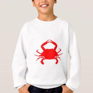 Red Crab Sweatshirt