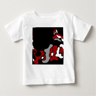 Red crativity baby T-Shirt