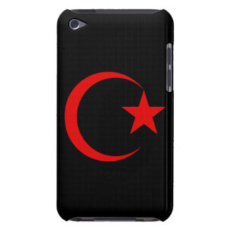 Red Crescent & Star.png Barely There iPod Case