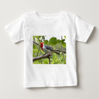 Red-crested Cardinal Baby T-Shirt