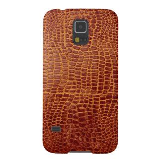 Red Crocodile Galaxy S5 Case