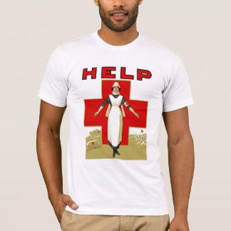 Red Cross -- Help T-Shirt