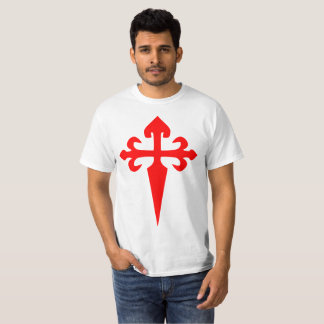 Red Cross of St James T-Shirt