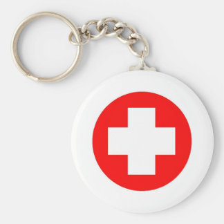 Red Cross Products & Designs! Keychain