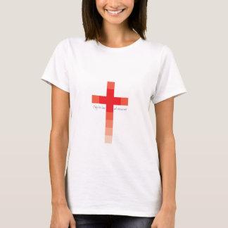 Red Cross Womens T-Shirt