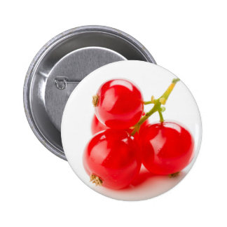 Red currant group 2 inch round button