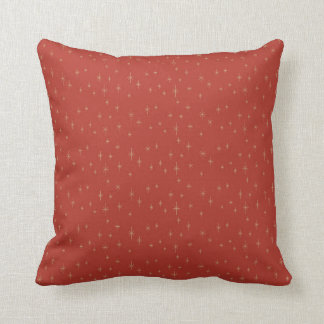 Red cushion of Christmas. Health
