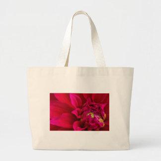 Red Dahlia Bag