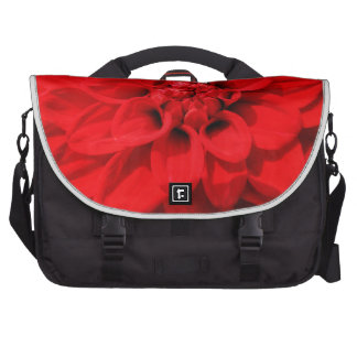 Red Dahlia Bags For Laptop