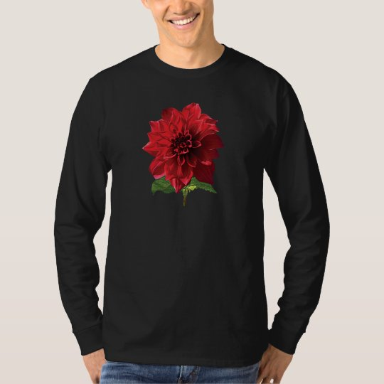 Red Dahlia Spartacus T-Shirt