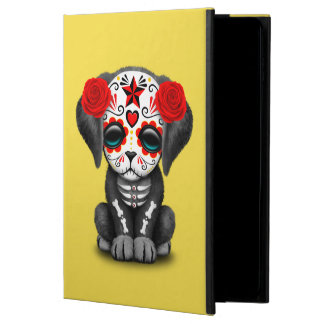 Red Day of the Dead Baby Puppy Dog Powis iPad Air 2 Case