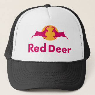 Red Deer Hat