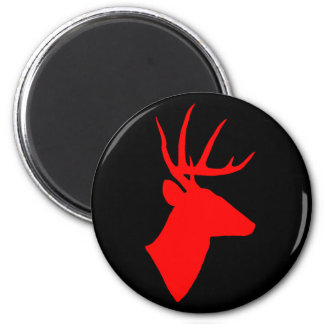 Red Deer Magnet