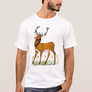 Red Deer Stag T-Shirt