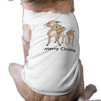 Red deers of Christmas Shirt