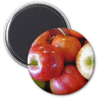 Red Delicious Apples Magnet
