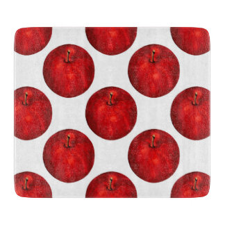 'Red Delicious' Cutting Board