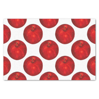 'Red Delicious' Tissue Paper