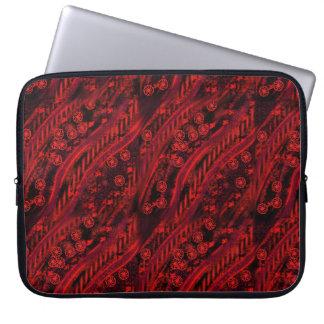 Red Dervish Laptop Case