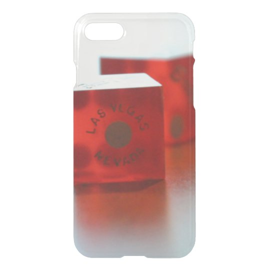 Red Dice iphone 7 Deflector case