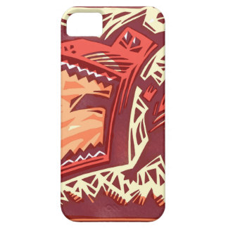 Red Dog iPhone 5 Cases