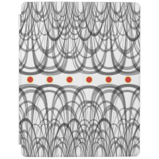 Red dots iPad cover