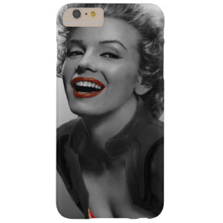 Red Dots Marilyn Barely There iPhone 6 Plus Case