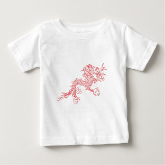 Red Dragon Baby T-Shirt