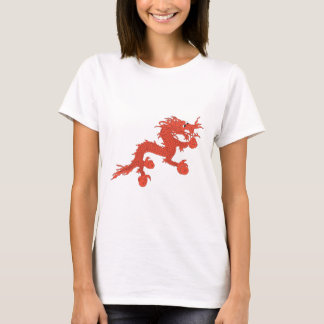 Red Dragon (Bhutan) T-Shirt