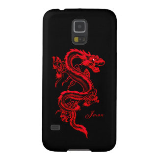 Red Dragon Custom Samsung Galaxy Nexus Case
