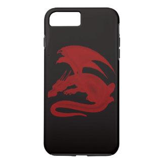 Red Dragon Drakon Maionios iPhone 7 Case