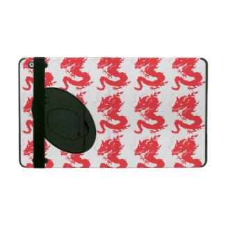 Red Dragon! iPad Folio Case