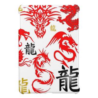 RED DRAGON iPad MINI CASE
