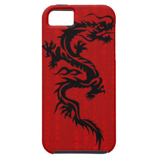 Red Dragon iPhone 5 Case-Mate Tough™